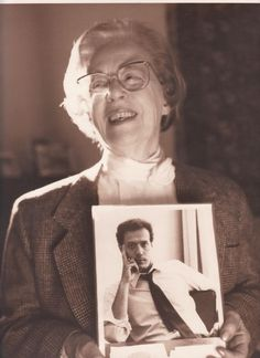 Jeanne Manford, the founder of PFLAG (Parents, Families and Friends of Lesbians and Gays)