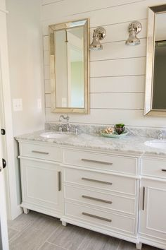gorgeous vanity available from AMAZON. Click to find out all the details | bathroom vanity ideas | double sink vanities | bathroom renovation | bathroom remodel | farmhouse bathroom | master bath remodel #bathroomdecor #bathroomidea #bathroomdesigns Bathroom Vanity Designs, Best Bathroom Vanities, Double Sink Bathroom, Double Sink Vanity, Bathroom Sink Vanity, Small Bathroom, Bathroom Showers, Bathroom Fixtures, Master Bathroom