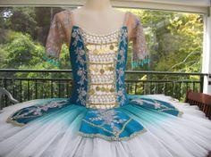 Ballet tutu by Margaret Shore - Esmeralda