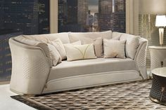 Vogue Collection www.turri.it Luxury italian sofa