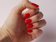 nageltrend fingernägel rote farbe