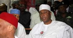 See Photos of Saraki at CCT as His Trial Commenced Again