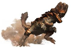 """Monster Hunter """"Barroth"""""""