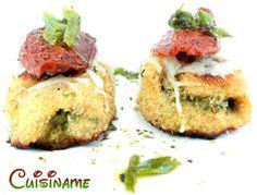 Cuisiname: Pechugas de Pollo Rellenas   Receta de Pollo al Horno