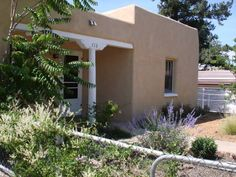 Too cute - 2BR house and studio casita - move in tomorrow.. quiet street.  $1700.00   Owner may consider a small pet...
