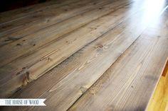 Rustique Finition du bois raffiné    Ana Blanc Travail du bois Projets