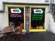 Hula Juice Bar  Another place I need to visit   Bit further than Peters Yard from Halls but must remember it for when I'm at George sqaure @HulaJuiceBar