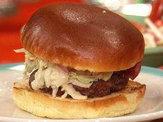 "Michael Symon's ""Fat Doug"" Burgers"