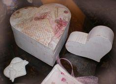 Il decoupage di Antonella: Heart-mania!