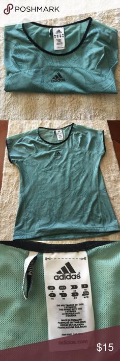Adidas T - Shirt Good condition. Adidas Tops Camisoles