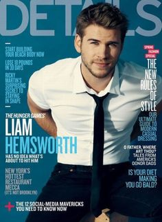 Details with Liam Hemsworth