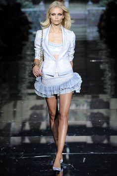 Roberto Cavalli Spring 2009 Ready-to-Wear Fashion Show - Natasha Poly