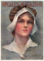 McCall's Antique Fashion Magazine November 1916