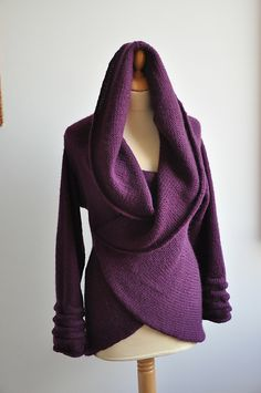 Ravelry: Pole pattern by Joji Locatelli...now what good knitters do I know who might knit this for me?!
