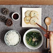 Korean Food, Ethnic Recipes, Korean Cuisine, South Korean Food