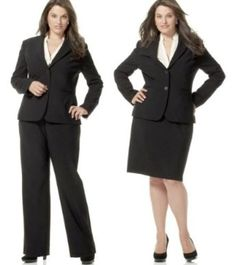 Plus Size Business Attire For People Wear
