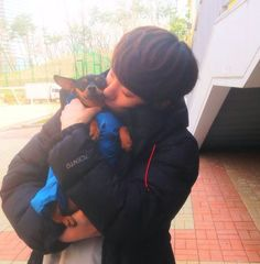 Jo Kwon and Lucky