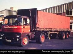 Vintage Trucks, Old Trucks, Classic Trucks, Classic Cars, Ford Zephyr, Ashok Leyland, Old Lorries, Bus Coach, Commercial Vehicle