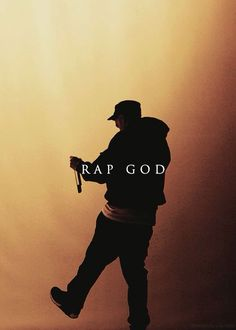 Eminem.... hands down will always be among my top fave artist!!!  Brilliant lyricist.... bloody brilliant!!!
