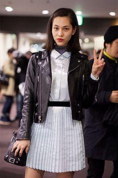 Yuka Mizuhara, Kiko Mizuhara Style, New York Style, My Style, Seventeen Magazine, Elle Fanning, Minimal Chic, Alexa Chung