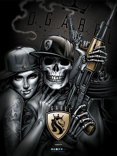 OGABEL.COM - AK-47 Poster, $9.95 (http://www.shopogabel.com/ak-47-poster/)