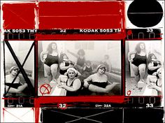 William Klein, Contact 1990, 2002