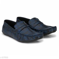 Casual Shoes Trendy Synthetic Men's Shoe Material: Outer- Synthetic , Sole Material- PVC UK/IND Size: 6, 7, 8, 9, 10 Euro Size: 39, 40, 41, 42, 43 Description: It Has 1 Pair Of Men's Shoe Pattern: Solid Sizes Available: IND-7, IND-8, IND-9, IND-10   Catalog Rating: ★3.9 (399)  Catalog Name: Classy Mens Solid Loafers Vol 1 CatalogID_107947 C67-SC1235 Code: 974-917993-999