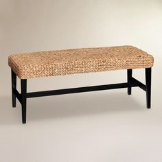 Water Hyacinth Bench  **This is an affiliate link.