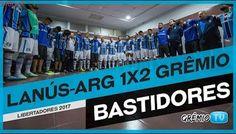 BASTIDORES DO TRICAMPEONATO DA AMÉRICA (Lanús-ARG 1x2 Grêmio) l GrêmioTV