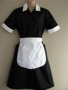Professional Brand New Vintage Maid Uniform Dress Outfit Rocky Horror Magenta | Clothes, Shoes & Accessories, Fancy Dress & Period Costume, Fancy Dress | eBay!