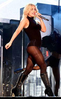 Lady Gaga: coachella-2017-star-sightings