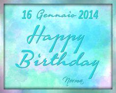 Card Buon Compleanno