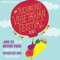 RVA Veggie Fest on J