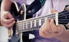 Groupon - $ 18 for One Year of Online Guitar Lessons from Dangerous Guitar ($134.55 Value) in Online Deal. Groupon deal price: $18