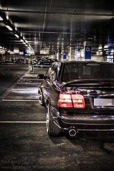 Volvo S70 Tonemapped :)