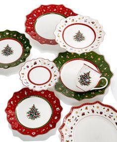 Villeroy & Boch Toy's Delight Dinnerware Collection | macys.com