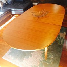 Retro-Parker-Chiswell-Danish-Teak-Timber-Ext-Dining-Table