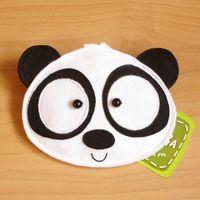 Kido El Panda -monedero- http://artesanio.com/lovelia