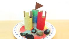 Easy Craft: Make an Indoor Sandcastle | Play
