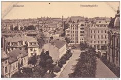 Postcards of the Past - Vintage Postcards of Bucharest, Romania. Vintage Postcards, Romania, Anastasia, Paris Skyline, The Past, Louvre, Memories, Building, Places