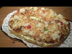 Roscón de Reyes - Recetas de Navidad - Esta receta de Roscon de Reyes es exquisita. La aprendi en la pasteleria donde hice las prácticas, que es una de las mejores de Madrid. Asi que si os decidis a hacerlo os aseguro que os parecerá el mejor roscon de reyes que habeis probado ;-)