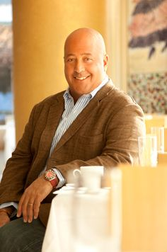 Andrew Zimmern, TV personality, chef, food writer, and food advocate, joins Babson as Entrepreneur-In-Residence
