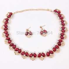 2014 New Fashion Imitation Pearl Necklace18K Dubai Gold Plated Necklace Set African Beads Costume Acessories Bridal Jewelry Sets-in Jewelry Sets from Jewelry on Aliexpress.com | Alibaba Group