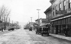 Penticton, B.C. - City of Vancouver Archives