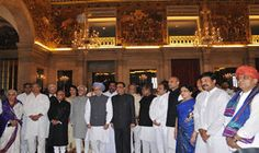 Congress Ministers