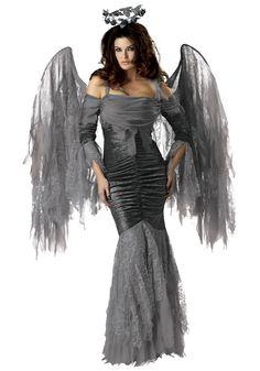 Womens Dark Angel Costume