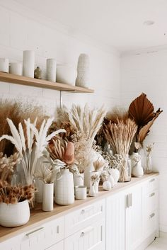 Dried flower bar Source by