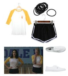 River Vixens by abby017 on Polyvore featuring polyvore, fashion, style, Camp Collection, Vans and clothing