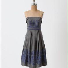 "Spotted while shopping on Poshmark: ""NWT Anthropologie Floreat Dress-As Seen On GLEE""! #poshmark #fashion #shopping #style #Anthropologie #Dresses & Skirts"