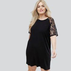 robe pour les rondes Asos Curve
